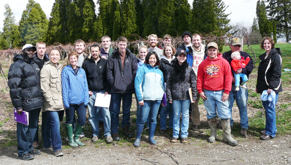 Vineyard Management Class